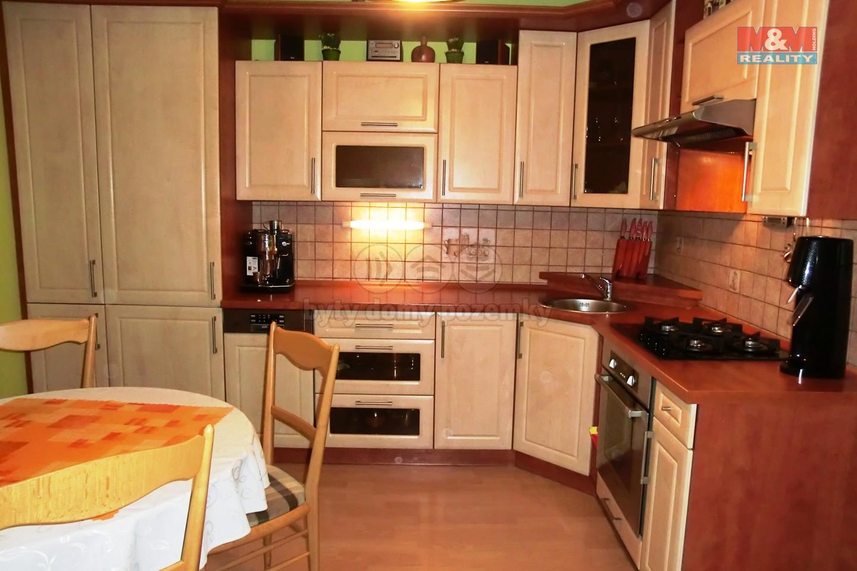 Prodej, byt 3+1, 75 m2, Ostrava - Moravská, ul. 30. dubna