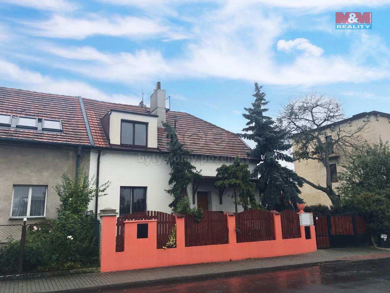 Pronájem, rodinný dům, 160 m², Praha 4 - Modřany