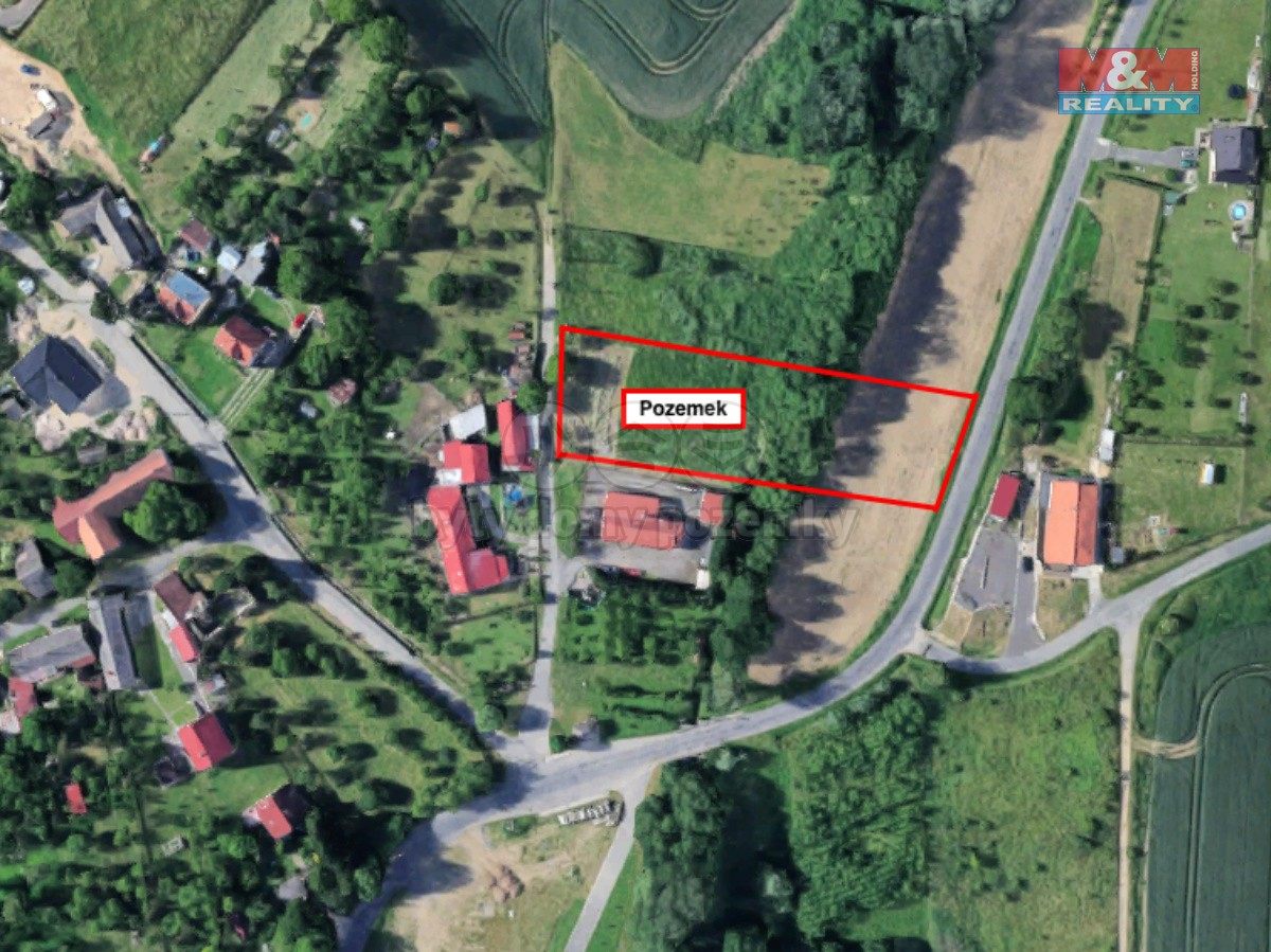 Prodej, pozemek k bydlení, 3790 m², Halenkovice