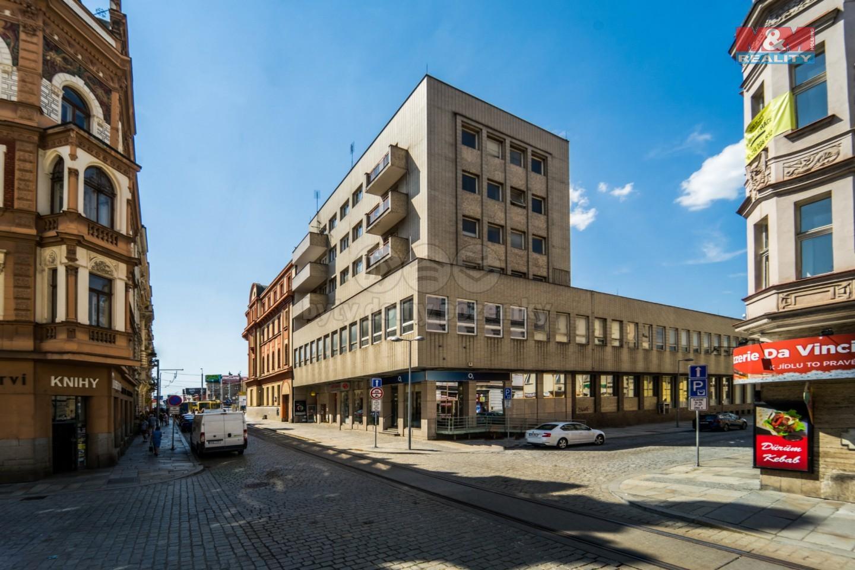 Pronájem, kancelářské prostory, 30 - 120 m2, Plzeň centrum
