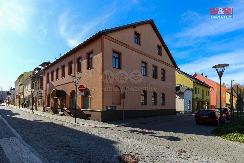 Prodej, komerční objekt, Jeseník, ul. Školní