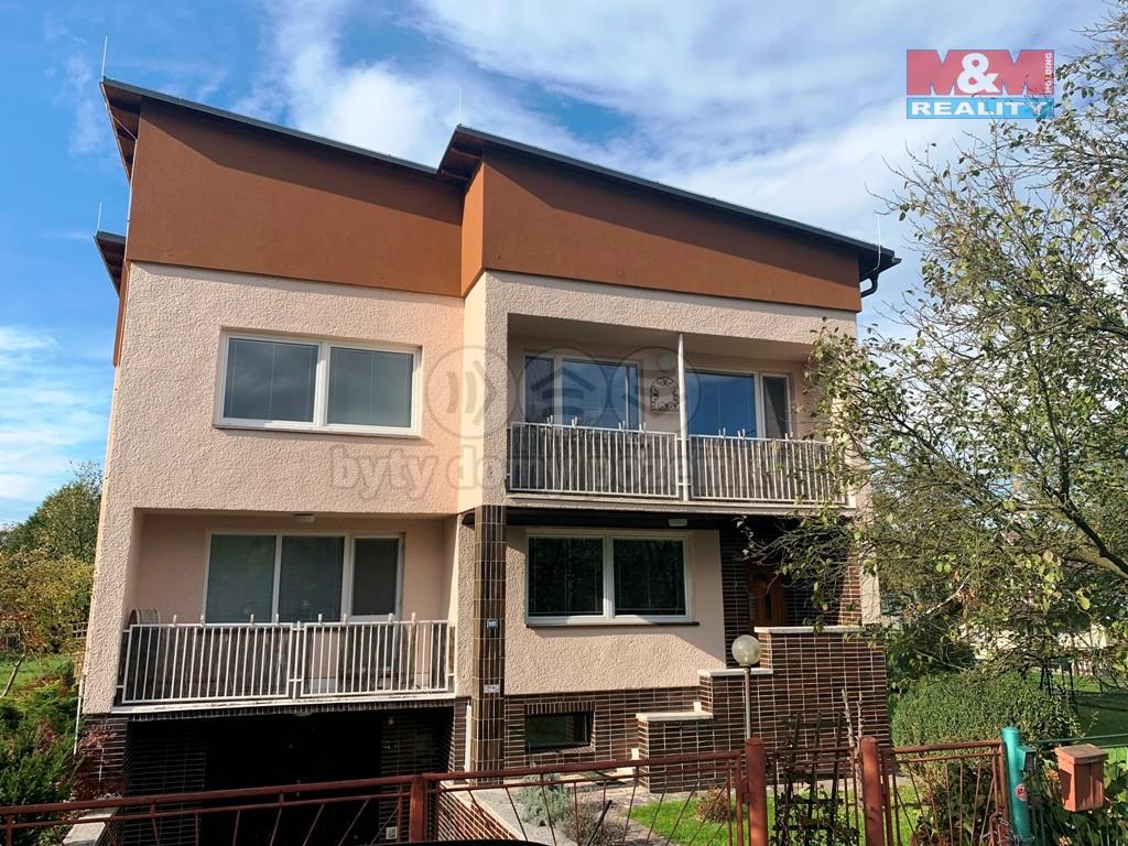 Prodej, rodinný dům, 210 m², Bystřice