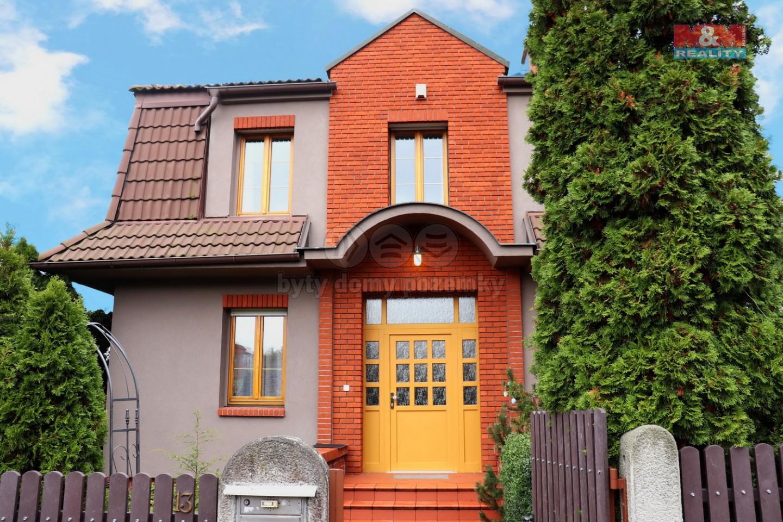 Prodej, luxusní vila 6+1, Karlovy Vary, ul. Zlatá