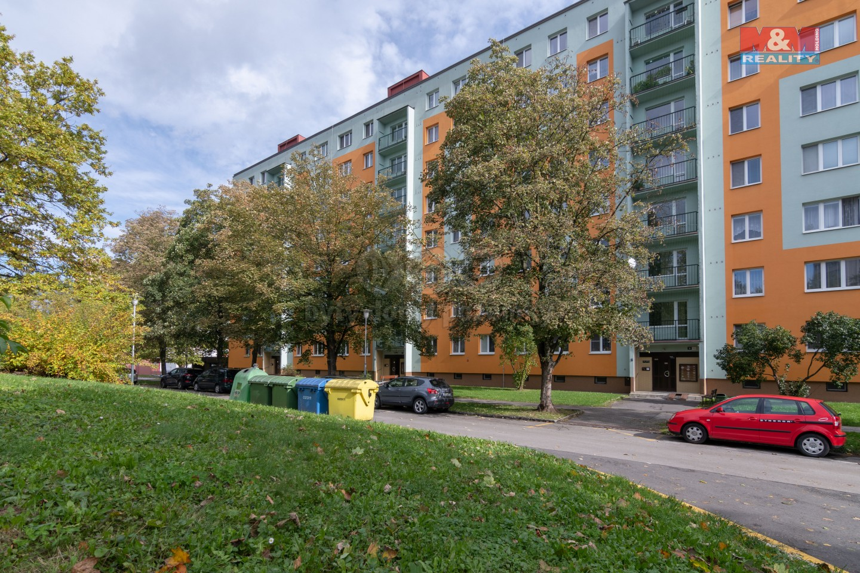 Prodej, byt 3+1, 63 m², Ostrava, ul. Aleše Hrdličky