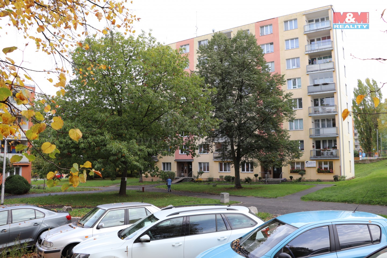 Prodej, byt 4+1, 84 m², Sokolov, ul. Marie Majerové