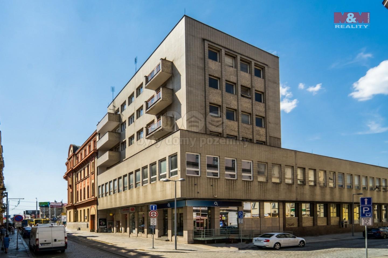 Pronájem, kancelářské prostory, 200 m2, Plzeň, ul. Solní