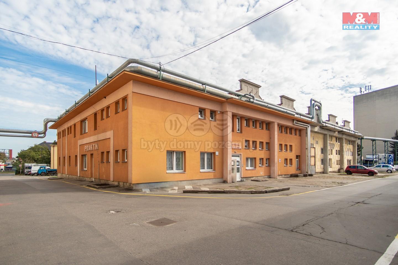 Prodej, nájemní dům, 2264 m², Kolín, ul. Havlíčkova