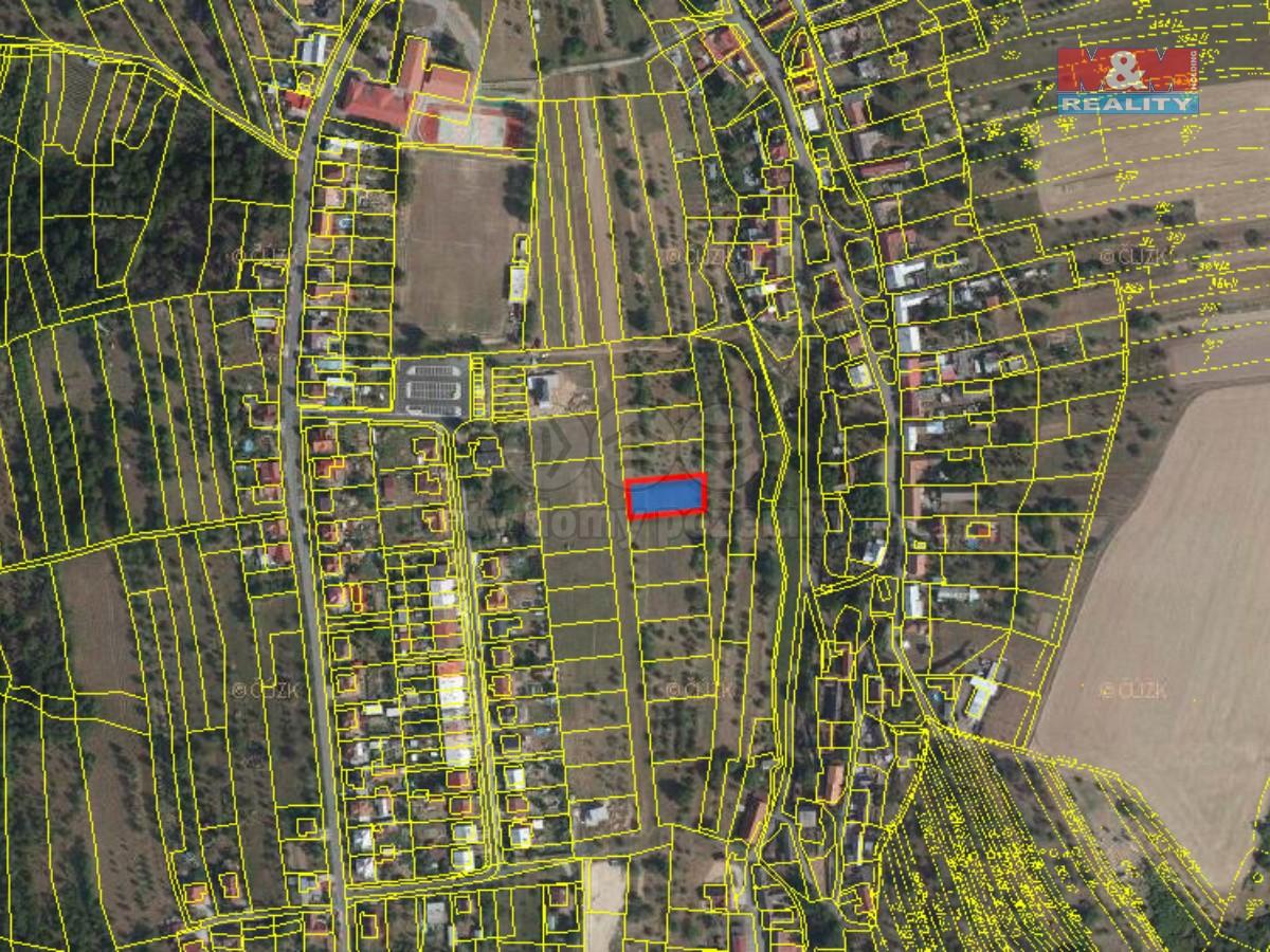 Prodej, pozemek k bydlení, 1055 m², Halenkovice