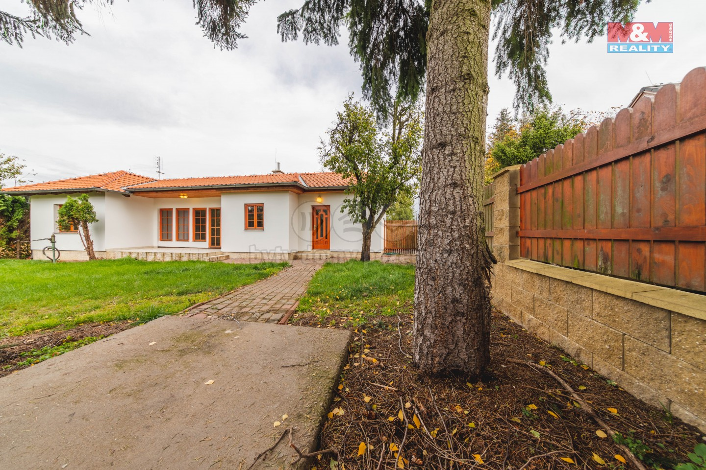 Prodej, rodinný dům 4+kk, Svojetice, ul. Habrová