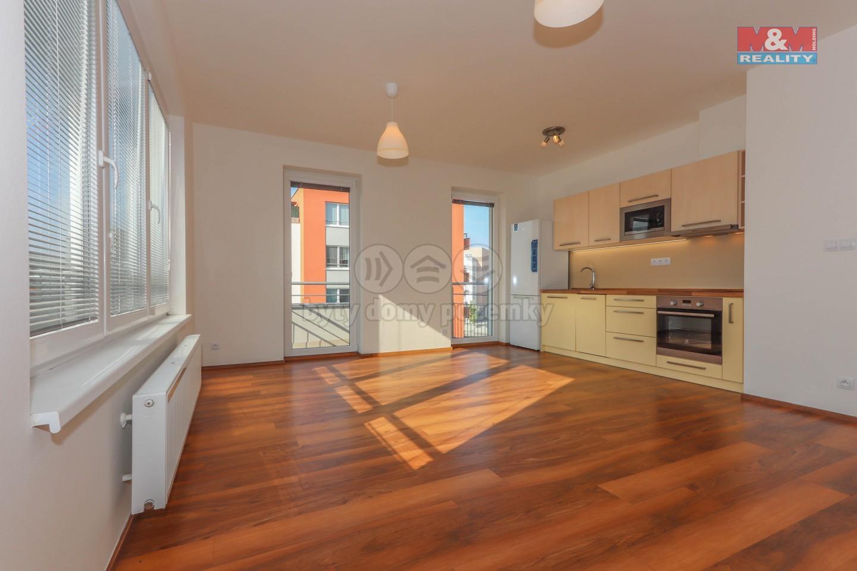 Pronájem, byt 2+kk, 59 m², Praha 9, ul. Kadečkové