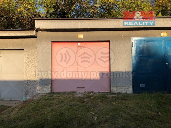 Prodej, garáž, 23 m²