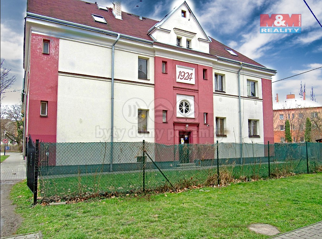 Pronájem, byt 1+kk, Ostrava, ul. Krokova