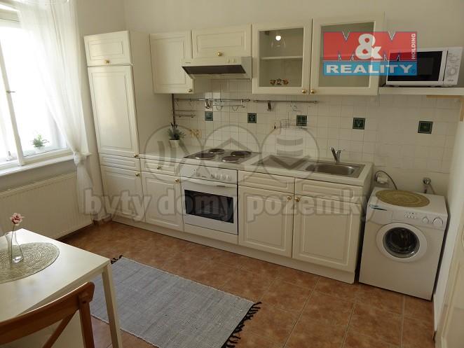 Pronájem, byt 1+1, 37 m², Praha, ul. Mánesova