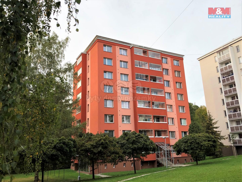 Pronájem, byt 2+kk, 40 m2, Rožnov pod Radhoštěm, ul. Oděská