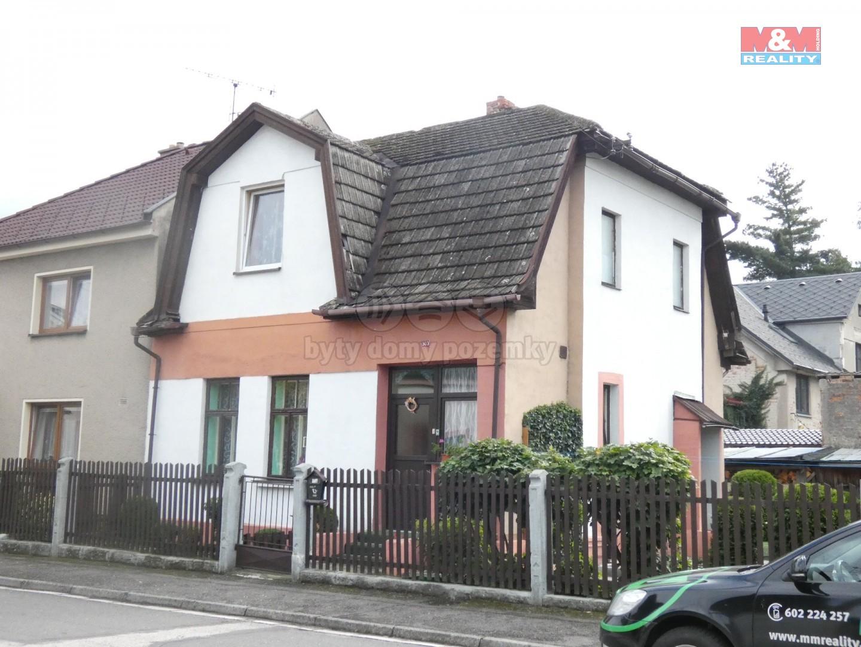 Prodej, rodinný dům, Borohrádek, ul. Boženy Němcové