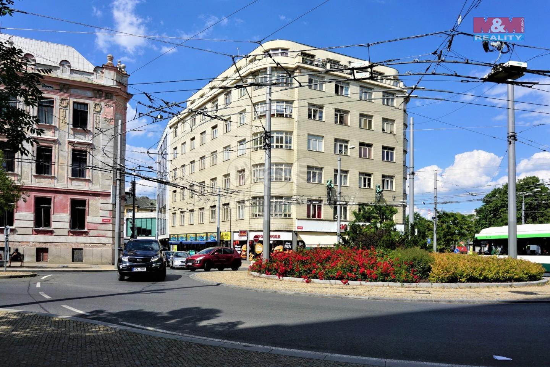 Pronájem, kancelářské prostory, 155 m2, Plzeň - Centrum