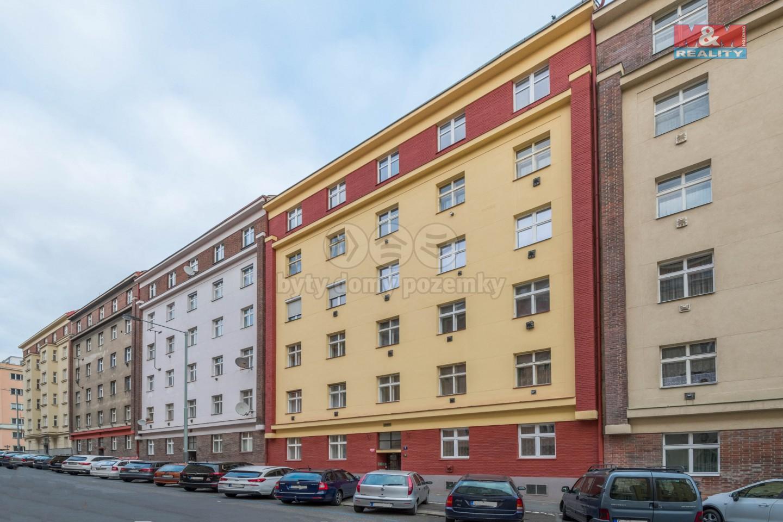 Prodej, byt 1+1, 47 m², Praha, ul. Písecká
