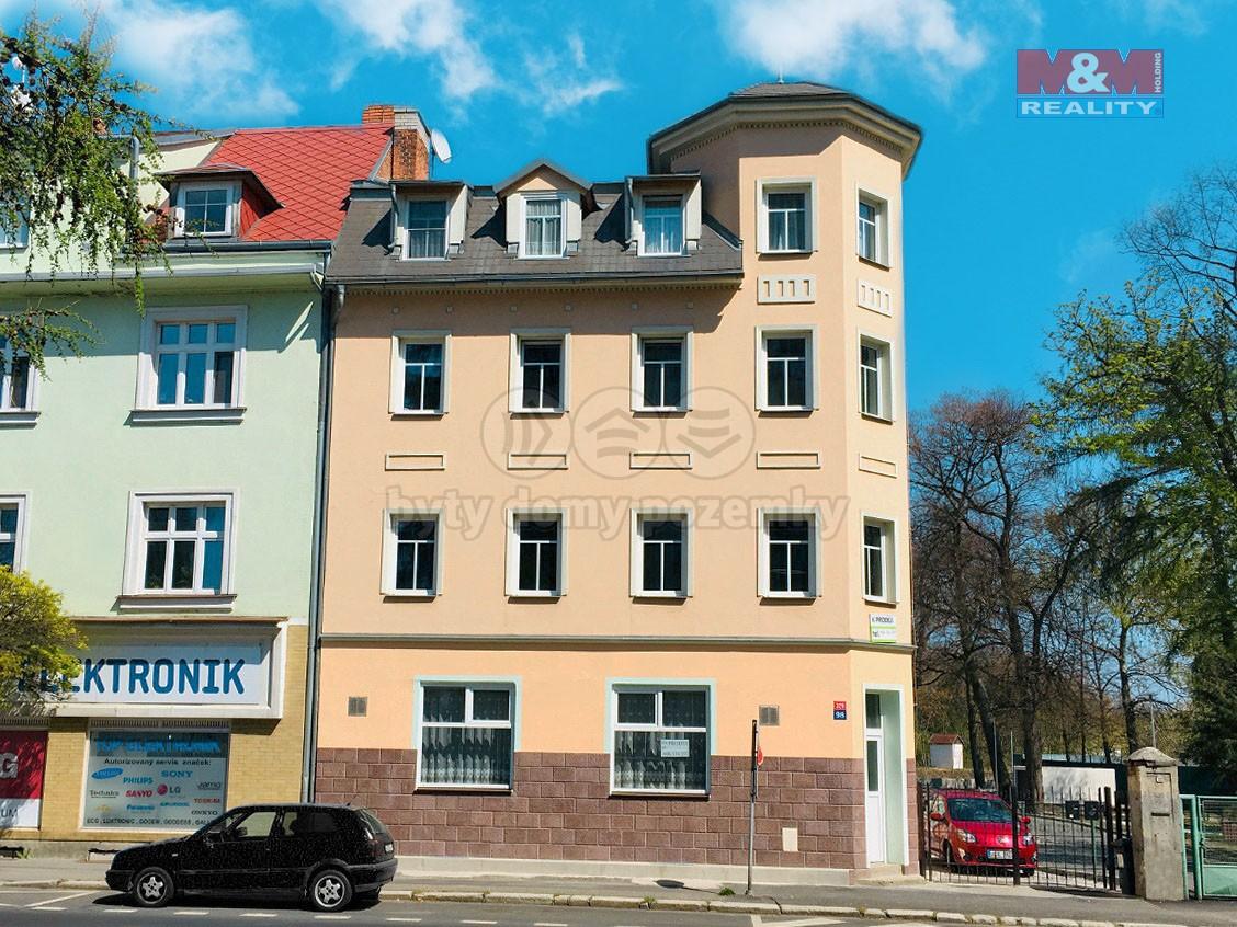 Prodej, bytový dům, Karlovy Vary, ul. Závodu míru