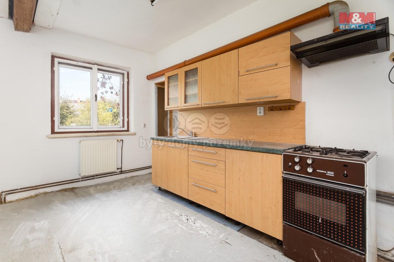 Prodej, rodinný dům 5+1, 1611 m2, Dolany - Véska