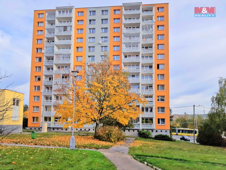 Prodej, byt 4+1, 82 m², Plzeň, ul. Tachovská