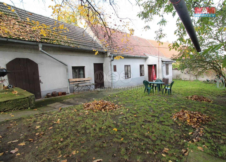 Prodej, rodinný dům, 3+1, 1196 m², Židovice