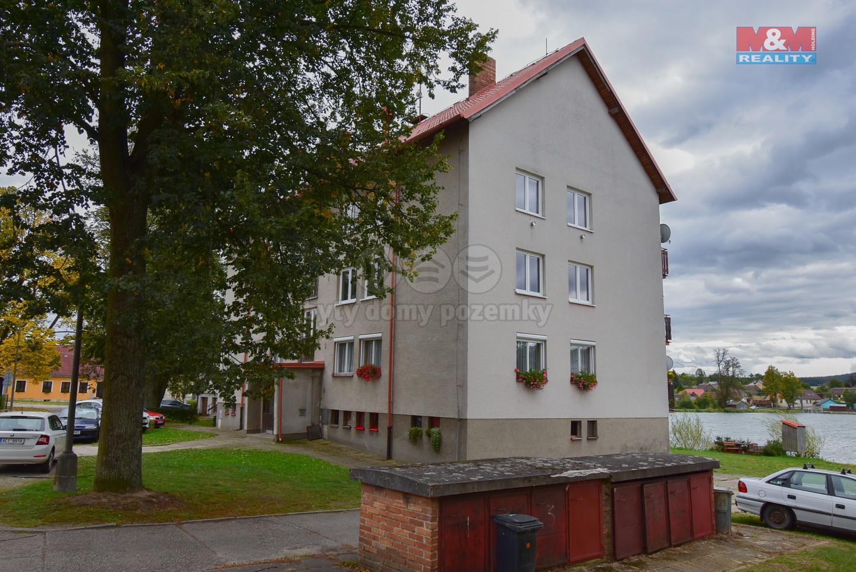Prodej, byt 2+1, 56 m², Český Rudolec