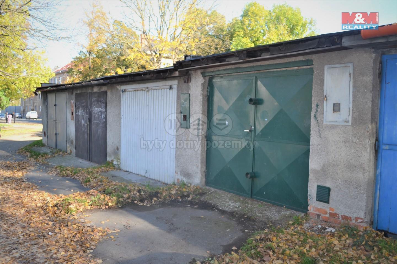 Prodej, garáž, 17 m², Ostrava, ul. Spodní