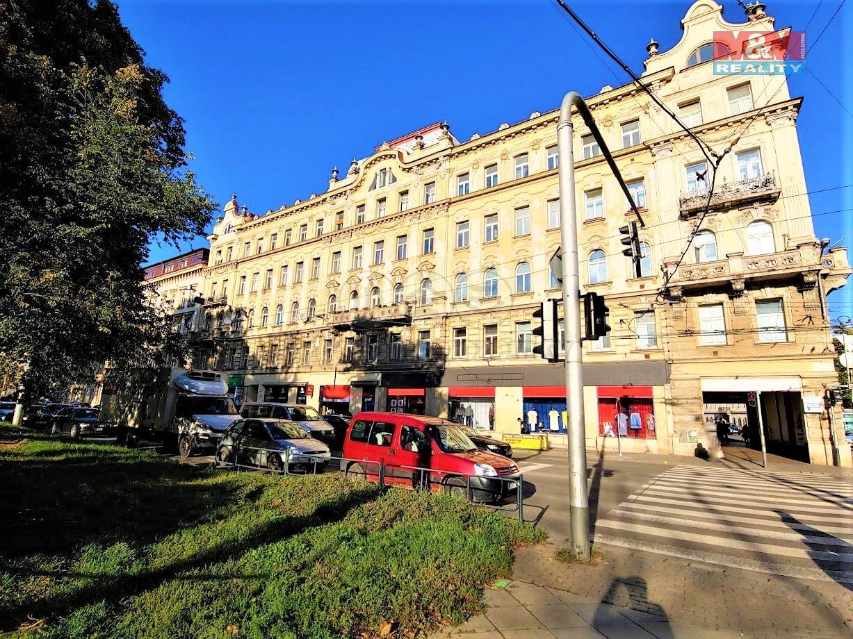 Prodej, byt 4+1, 120 m2, Brno, ul. Koliště