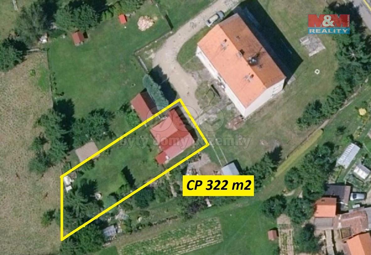 1 (Prodej, pozemek určený k výstavbě, Albrechtice nad Vltavou), foto 1/8