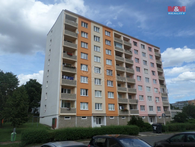 Prodej, byt 3+1, 65 m², Rakovník, ul. Pod Nemocnicí