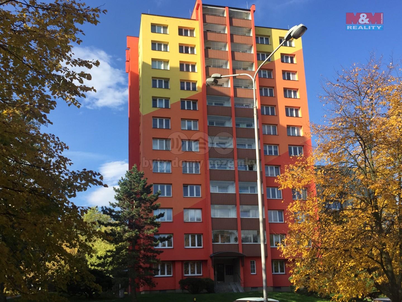 Prodej, byt 1+1, 51 m2, Orlová, ul. Okružní