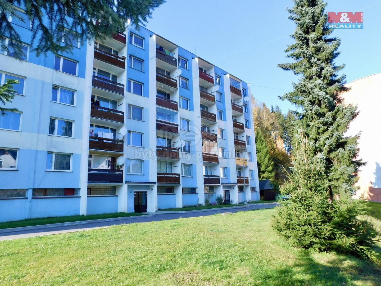 Prodej, byt 3+1, 74 m², Jiřetín pod Bukovou