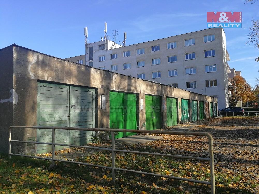 Prodej, garáž, 22 m², Ostrava, ul. Zelená