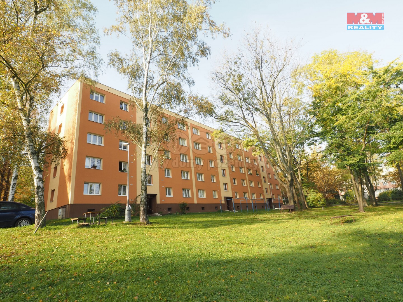 Prodej, byt 3+1, 56 m², Ostrava, ul. Karla Pokorného