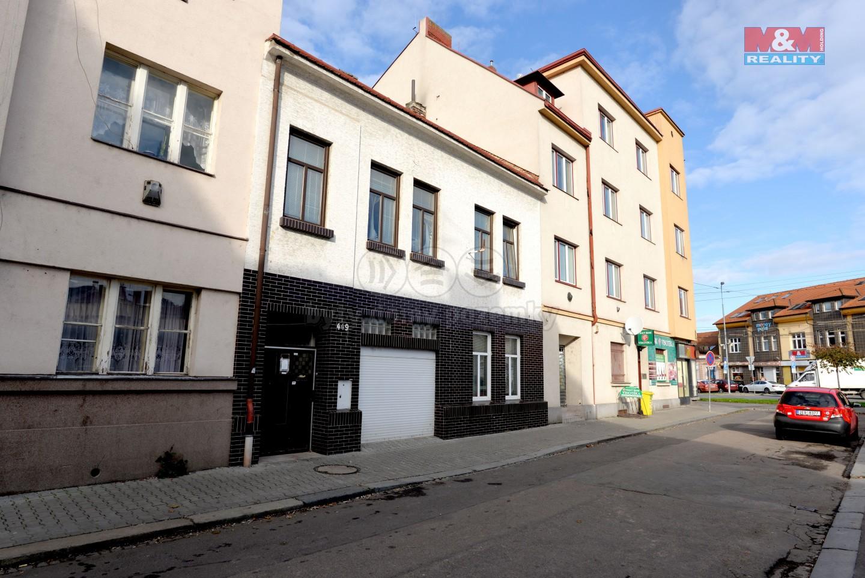 Prodej, rodinný dům, Pardubice, ul. Bulharská