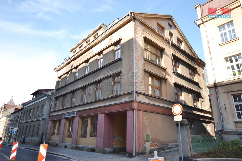 Prodej, komerční objekt, Jablonec nad Nisou, ul. Podhorská