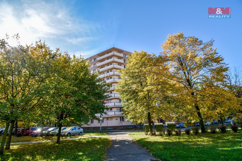 Prodej, byt 2+1, 44 m², Ostrava, ul. Horní