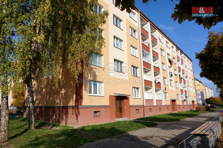 Prodej, byt 3+1, 68 m², Cheb, ul. V Zahradách
