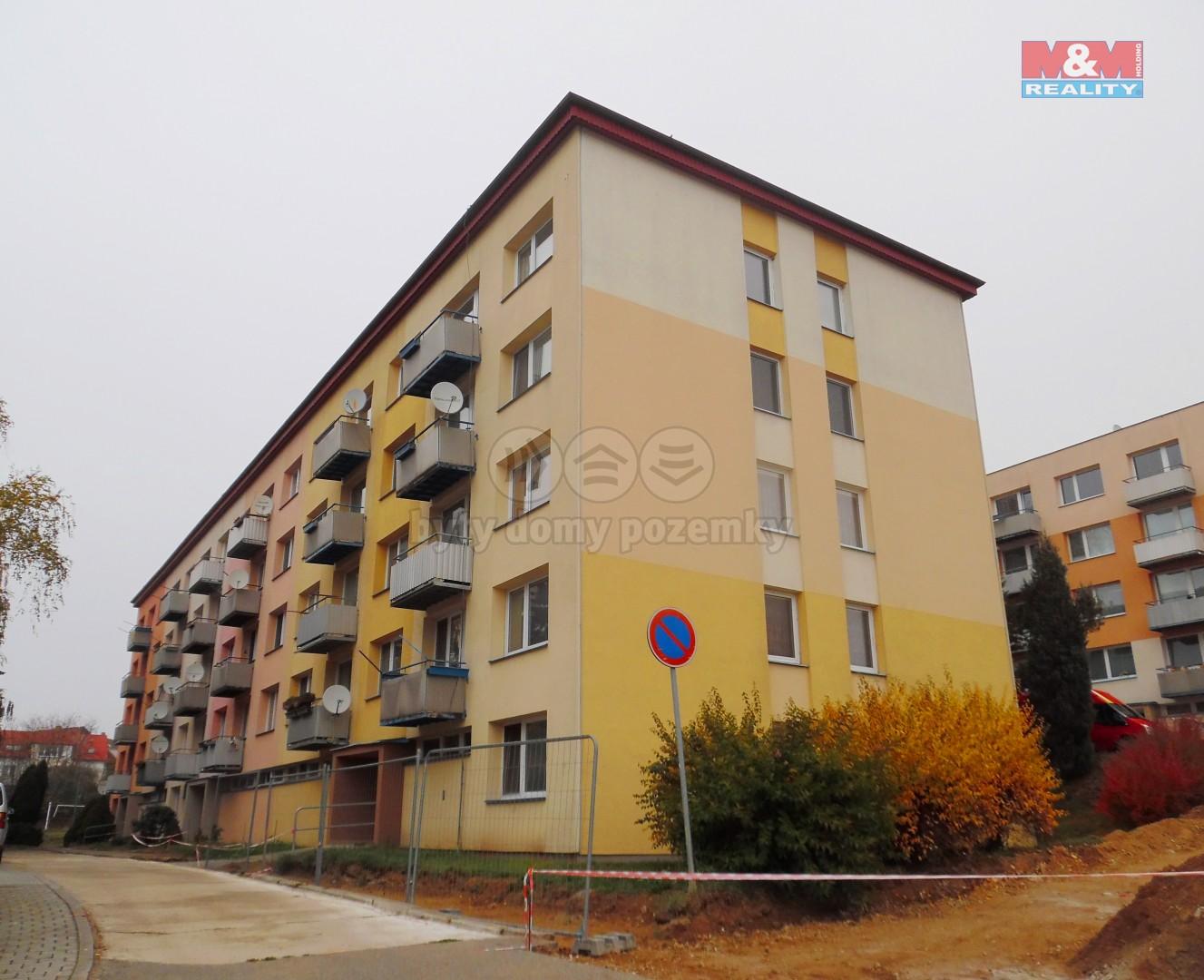Prodej, byt 1+1, Dačice, ul. Máchova