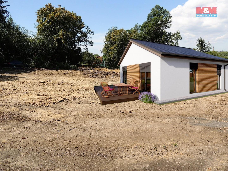 Prodej, stavební pozemek, 945 m2, Ostrava - Radvanice