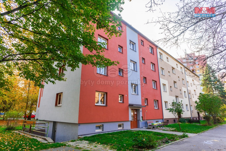 Prodej, byt 2+1, 48 m², Ostrava, ul. Čujkovova