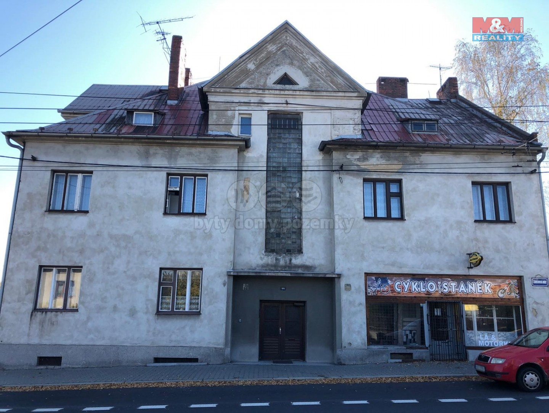 Pronájem, byt 3+1, 75 m², Ostrava - Michálkovice