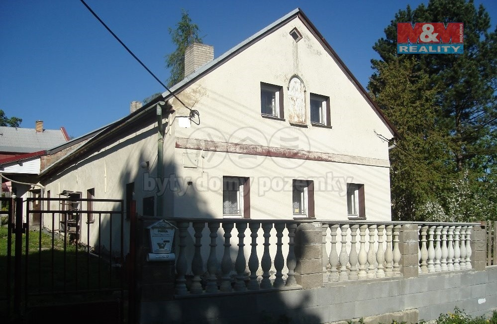 Prodej, rodinný dům, 160 m², Ryžoviště, ul. Zahradní
