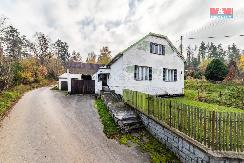 Prodej, rodinný dům, 237 m², Dobrohošť