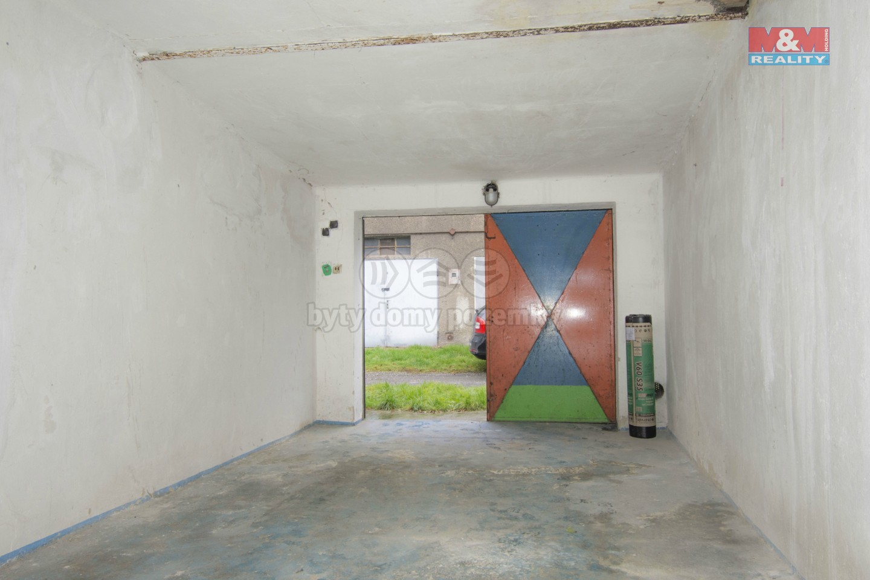 Prodej, garáž, 22 m², Ostrava, ul. Prokopská