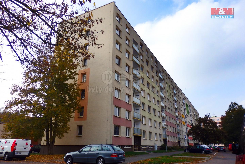 Prodej, byt 2+1, 67 m2, Chrudim, ul. Palackého třída