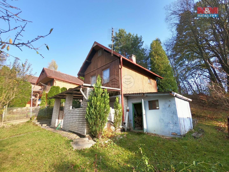 Prodej, chata, 23 m², Albrechtice, ul. Zahrádkářská