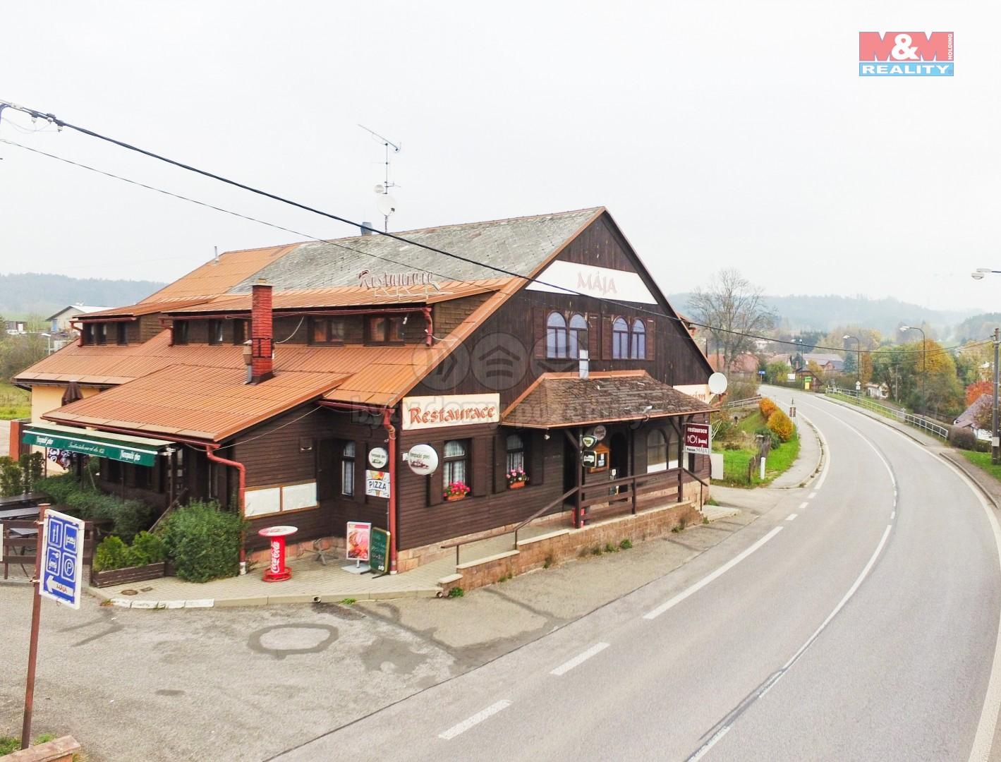 Prodej, restaurace s pensionem, 500 m2, Nová Paka