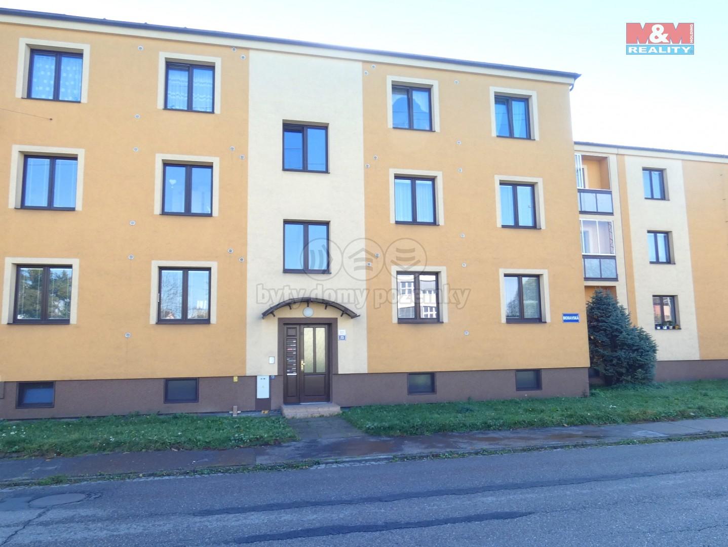 Prodej, byt 1+kk, 22 m², Ostrava, ul. Moravská