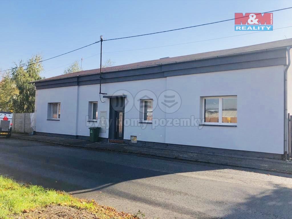 Prodej, nájemní dům, 484 m², Ostrava, ul. Dobrovského